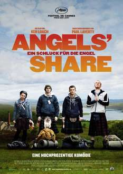 [Amazon.de] [Blu-ray] Angels' Share - Ein Schluck für die Engel - [Prime 5,00 €; ohne 8,00 €]