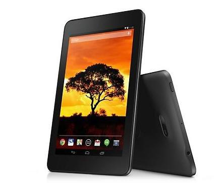 Dell Venue 7 - 7'' Zoll HD IPS, 1 GB Ram, 5 MP Kamera, WLAN (AC), Android 4.4 für 89€ @Dell