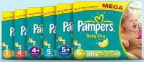 [NETTO MD] Pampers Megapack für 11,99€