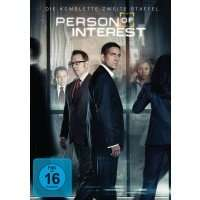 Person of Interest - 2. Staffel (DVD) [Müller]
