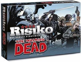 "[Thalia] ""Risiko - The Walking Dead Edition"" für 30€ = 24% Ersparnis *** ""Risiko - Herr der Ringe Edition"" für 32€ = 23% Ersparnis"