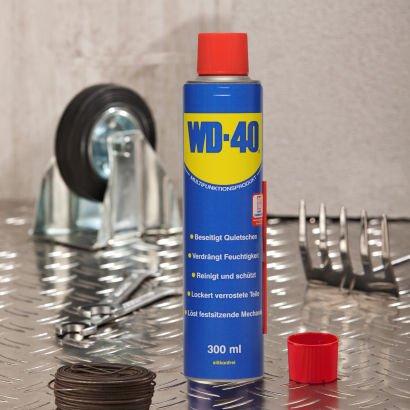 WD- 40 Multifunktionsöl, Aldi Nord ab 09.03.2015, 300 ml für 2,59 €