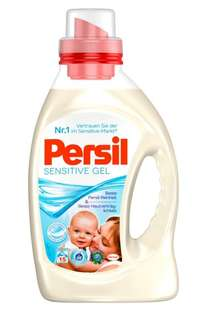 Persil Sensitive-Gel 5er Pack (Amazon Family) - 15,57€