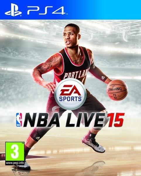 [Lokal München] NBA Live 15 [PlayStation 4]