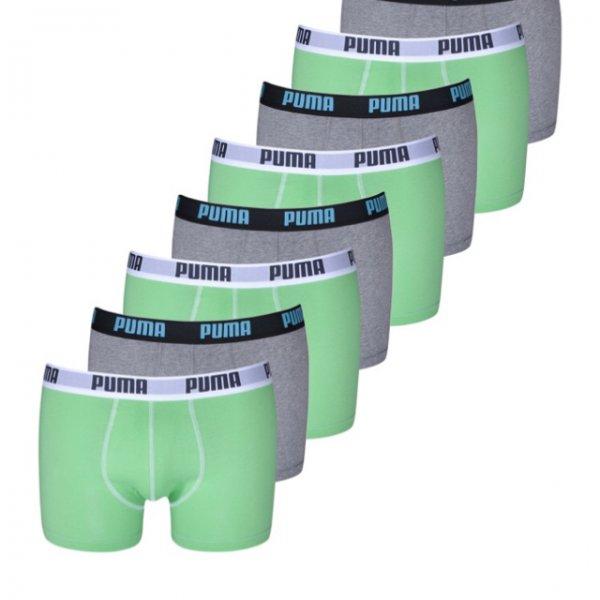 PUMA Herren BASIC Boxer Boxershort Unterhose 8er Pack in vielen Farben