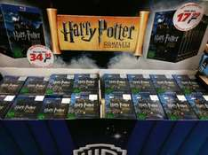 "Blu-Ray 33,95/DVD 17,99€ Box Set Harry Potter ""The complete Collection"" real offline/online"