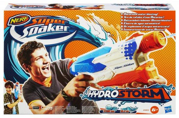 [Amazon Prime] Hasbro A4841E24 - Super Soaker Hydro Storm