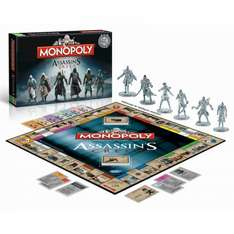 "UPDATE *** [Thalia] Monopoly ""Assassin's Creed Edition"" & ""Marvel Comic Edition"" für 29€ *** Risiko ""Herr der Ringe"" & ""The Walking Dead"" für 30€ *** ""Agricola"" + ""Arcadia Quest"" u.v.m."
