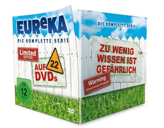 [Amazon.de] EUReKA - Die geheime Stadt Gesamtbox Limited Edition (22 DVDs) für 29,97€ oder Blu-ray Box (18 Blu-rays) für 44,97€ incl.Versand!