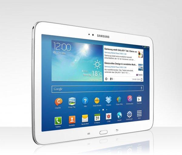 Galaxy Tab 3 10.1 inkl. Datentarif (1 Monat Laufzeit)