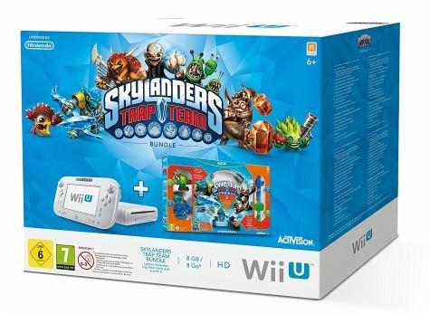 Nintendo Wii U Skylanders Trap Team Basic Pack bei bücher.de für 199 Euro