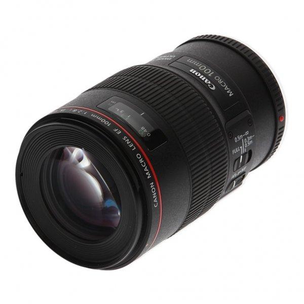 Canon EF 100mm f2.8 L Makro IS USM NUR 639,-