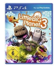 [Bremen Weserpark] Little Big Planet Ps4 Mediamarkt