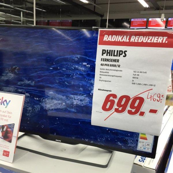 Philips 40PFK 6959/12