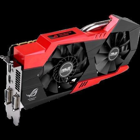 [ZackZack] Asus GeForce GTX 760 Striker ROG 4GB GDDR5 Grafikkarte 2xDVI/HDMI/DP für 179,-€+4,95 VSK
