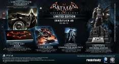 Batman: Arkham Knight Collector's Edition (Playstation 4 / Xbox One) für 99,99€ @Amazon.fr