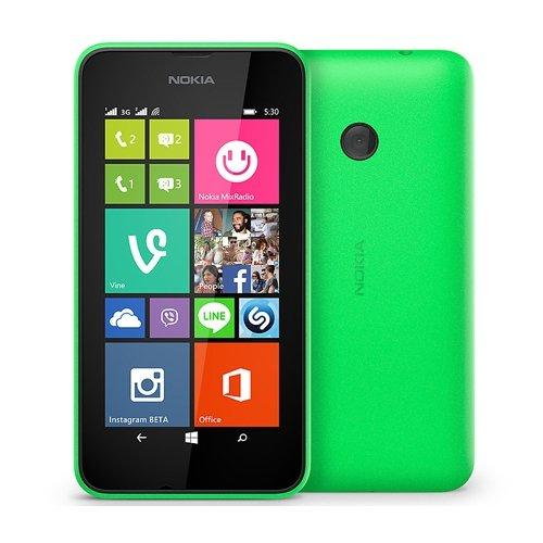 [Ebay] Lumia 530 Dual-SIM grün / orange / weiß inkl. Wechselcover für 65€ *** Huawei Ascend W1 in blau für 80€