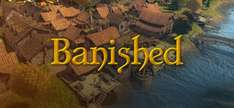 Blitzdeal: BANISHED @ GOG (70%OFF)
