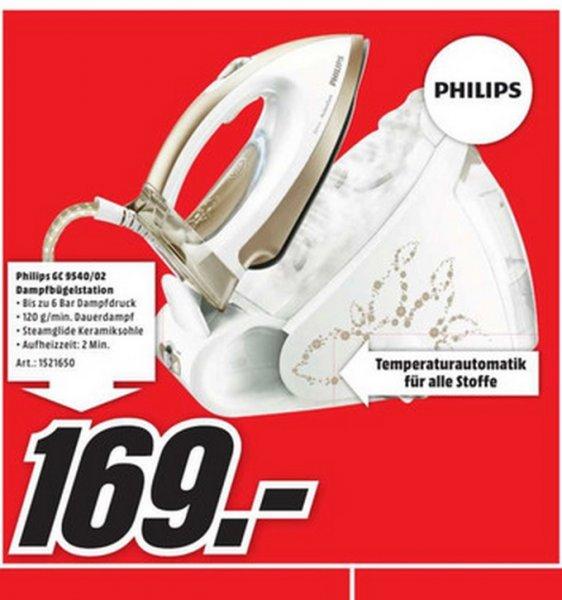 Philips Perfect Care Silence (GC9540/02) für 169€ LOKAL @ Mediamarkt Köln Kalk(Arcaden)