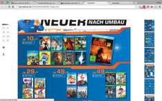 (Saturn Weimar AB 5.3.15) 3D Bluray:  Hobbit 1, Gravity Pacific Rim, Godzilla, Der Große Gatsby,Live.Die.Repeat = Edge of Tomorrow