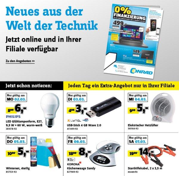 [Bauhaus] Offline elektrischer Heizlüfter für 4,46€ durch 12% Tiefpreisgarantie