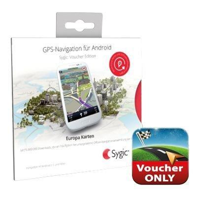 [SHELL BONUS] Sygic GPS Navigation App (Voucher Edition) für Android mit Europa Karten für 999 Punkte