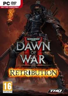 (Steam) WH 40K: Dawn Of War 2: Retribution- Last Standalone  für 1.74 € @ GetGamesGo