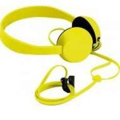 Nokia WH-530 Stereo-Headset gelb  / Coloud Knock