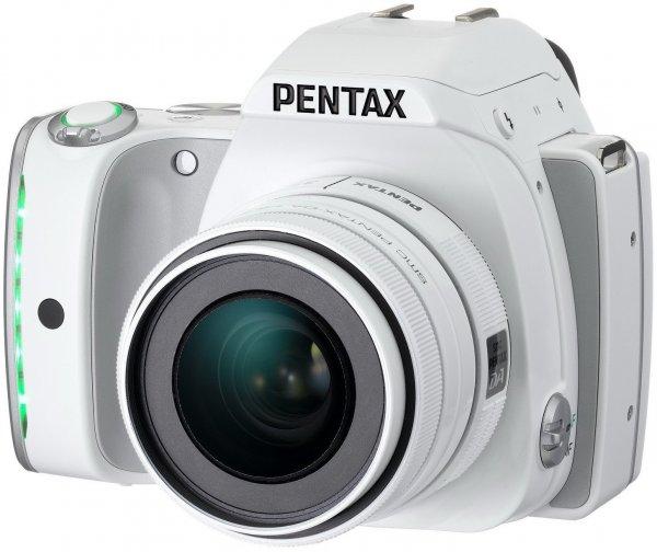 Pentax K-S1 Kit 35 mm weiß für 405,30€ @Amazon.fr