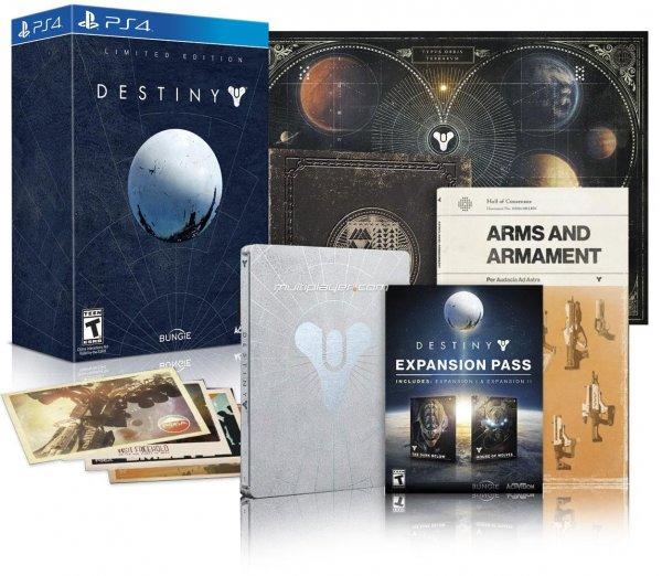 [Game.co.uk] Destiny Limited Edition PS4 / XBOX One - inkl. Erweiterungspass - Deutscher Ton