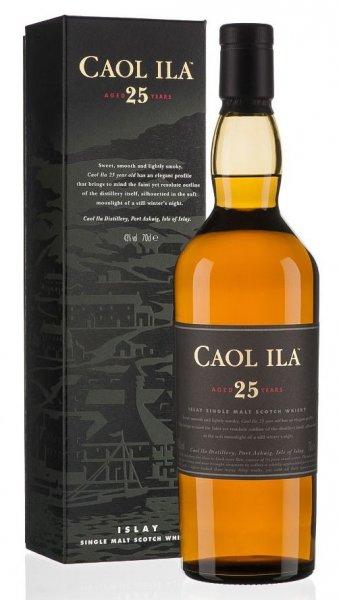 Whisky Caol Ila 25 Years Old inkl. Versand für 127,94