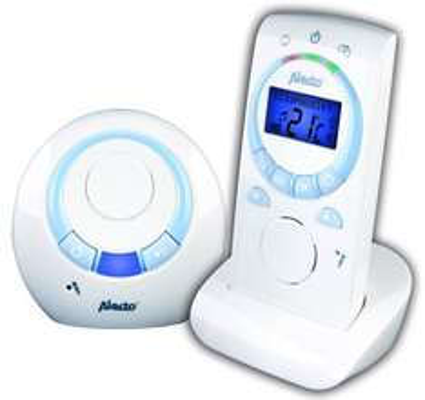 Alecto DBX-76 ECO Digitales Dect Babyphone für 36,66 EUR inkl. Versand