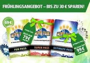 Saisonpass Ultimate für nur 99,00 € statt 129,00€