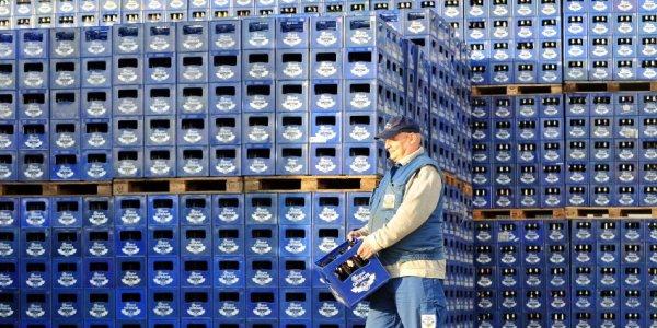 [Lokal Düsseldorf] real,- Wiedereröffnung Oettinger Pils, Export, Radler 4,99 EUR