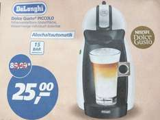Wohl Bundesweit! De'Longhi Dolce Gusto Piccolo beim real,- für 25€