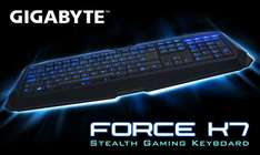 Gigabyte Force K7 Stealth Gaming Tastatur @ Otto.de
