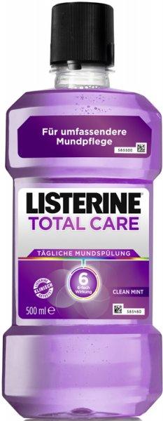 (Rossmann Bundesweit) Listerine Total Care 6in1 500ml für 2.99