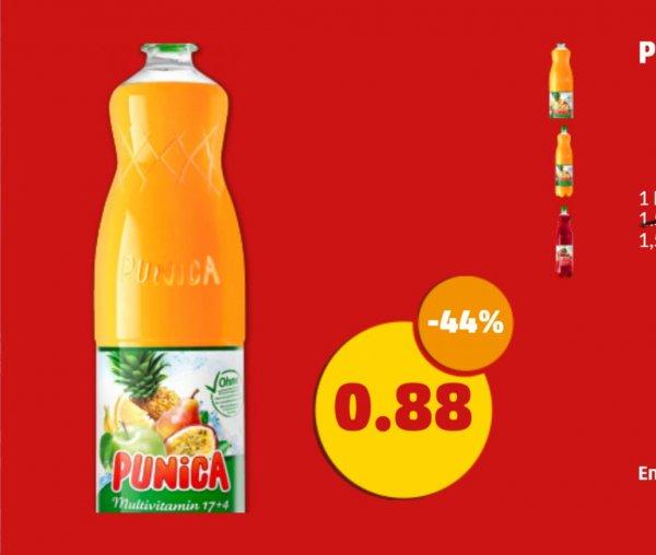 Punica 1,5l am 06. und 07.03.2015 für 0,88€ bei Penny