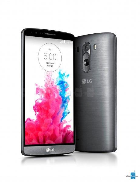 (Lokal Eschweiler) LG G3 32GB für 319€ Mediamarkt