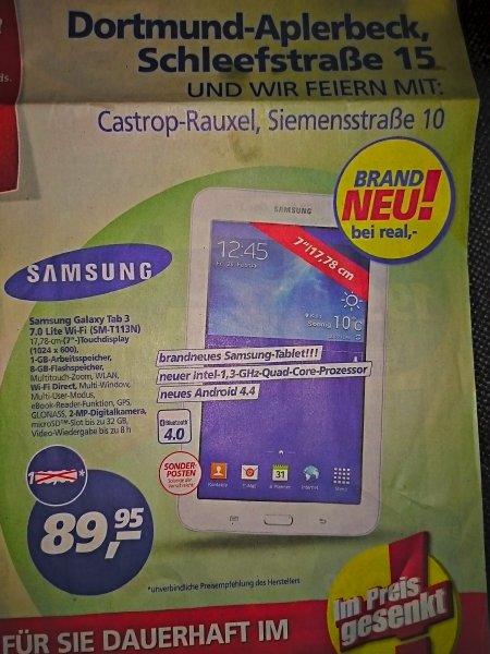 [Lokal Dortmund] Samsung galaxy tab 3 7.0 Lite wifi