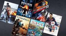 Game Sale @ Origin (z.B.Mass Effect 1 1,99€,  NFS Rivals 9,99€,  Crysis 3 , Dead Space, Mass Effect 2,3 für je 4,99€)