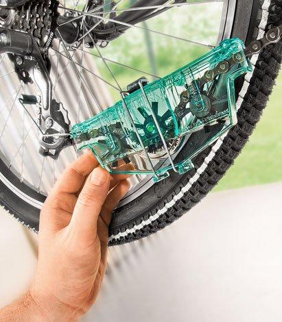 [Kaufland] ab 09.03 Fahrrad Kettenreinigungsgerät von Nigrin