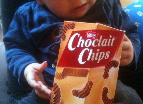 [WEZ] Original Nestle Chocolate Chips für 1,49