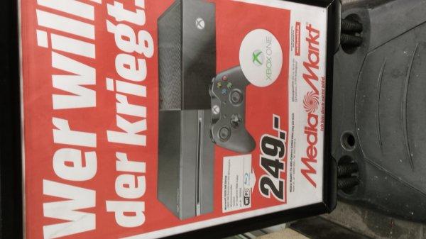 Xbox One für 249,- Media Markt Köln Hohe Str.