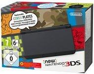Nintendo New 3DS Schwarz oder Weiss für je 154€ bei Buecher.de