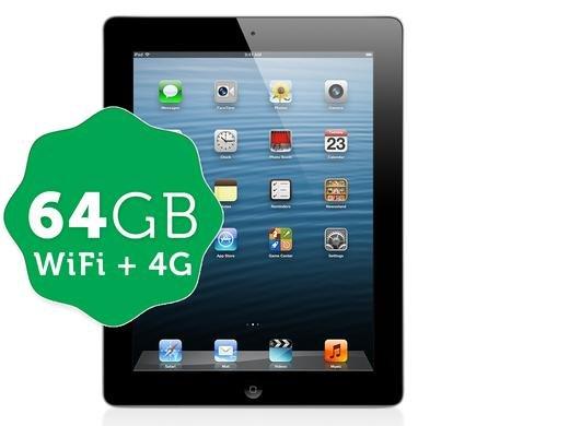 (Refurbished) Ipad 4 64GB WIFI+4G mit Garatie