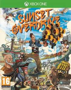 Sunset Overdrive (für XBOX ONE)