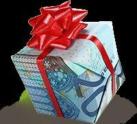 3 Pagen - 20 € Geschenk für Anmeldung zum Newsletter