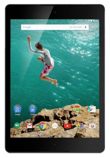 HTC Google Nexus 9 16GB WiFi schwarz für 335,81€ @Amazon.fr