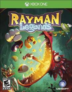 Gratis Rayman Legends [Xbox One Gold]